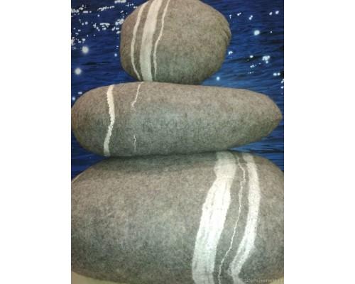 Камни из натуральной шерсти
